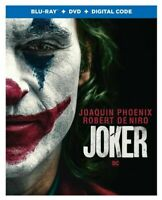 (No Cover Art) Joker, 2019 (Blu-Ray & Regular Box Only)