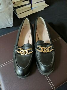 Women's Next Leather Loafers, Size 6.5