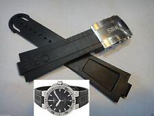 ORIS Aquis Date Ø40mm 7676 RUBBER band strap bracelet CLASP buckle 4 21 34 /21mm