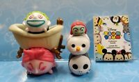 5 NIGHTMARE BEFORE CHRISTMAS  Zero Jack Sally Lock Tsum Tsum Disney Stack vinyl