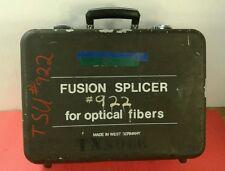 SIECOR M67 Fusion Splicer Optical w/ Single-Mode Fiber Module M67-000.  6D