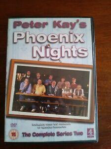 Peter Kay's Phoenix Nights DVD