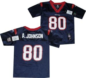 Houston Texans Andre Johnson Reebok Toddler Jersey Clearance $40 New tags