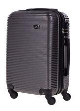 Bagia® Hartschalenkoffer Handgepäck S Urlaub Rollkoffer Reisetasche