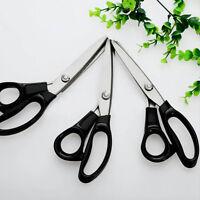 3/5/7mm Fabric Decor Edge Pinking Shears Scissors Clipper Large Scallop Cut U0S8
