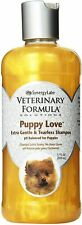 Veterinary Formula Solutions Puppy Love Extra Gentle Tearless Shampoo 17-Ounce