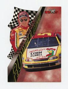 Terry Labonte 1999 99 Wheels Runnin' N Gunnin Die Cut Insert Card RG4 DC