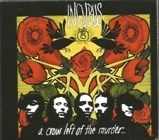 Incubus - A Crow Left Of The Murder 2004 CD and DVD set