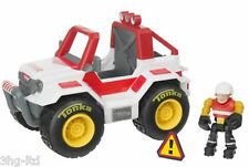 Tonka Town Air Rescue 4 x 4 Vehicle Toy Car Inc Oliver Figure & Accessories New