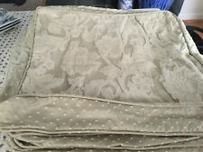 GORGEOUS CUSTOM UPHOLSTERED CHAIR CUSHION,20 X 21 GREAT DOG BED!!!