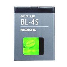ORIGINALE Nokia bl-4s BATTERIA 3600 3602 3608 6208 7020 7612 x3-02 2680 3710 supernov