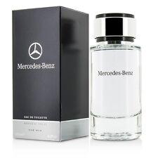 NEW Mercedes Benz EDT Spray 4oz Mens Men's Perfume