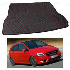 Anti Scrape Leather Car Trunk Mat Carpet Fit for Mercedes-Benz B-Class 2012-2017