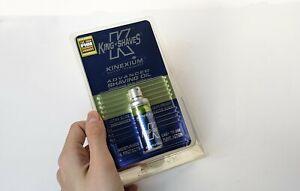 King of Shaves Kinexium Advanced Shaving Oil Sensitive Oil Formula 15ml 1999 Ver