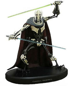 General Grievous Deluxe Statue New 2007 Attakus Star Wars Amricons
