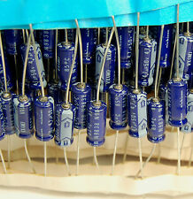 20pcs 4.7uf 50v Axial Electrolytic Capacitors 50v4.7uf for Audio Nichicon JAPAN