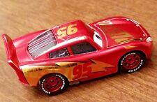 Disney Pixar Cars 3 Racing Center Rust-eze Lightning Mcqueen Target 1:55 Loose