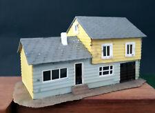 Casa con magazzino scala 1/87