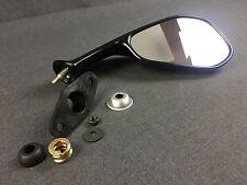 New Genuine Aprilia RSV 1000 98-99 RH Rearview Mirror, Black AP8102883 (MT)