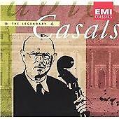 The Legendary Casals, , Very Good CD