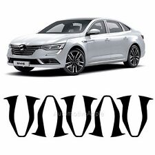 """18"""" Wheel Mask Carbon Fabric Decal Sticker For Renault Talisman SM6"""