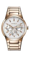 Esprit Armbanduhren mit Datumsanzeige und Glanz