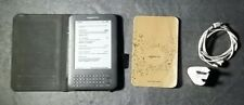 Amazon Kindle Keyboard D00901 3G with wifi 6in screen