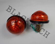 Turn Signal Light Rear Combination light Amber lens fits Willys Jeep CJ3 CJ5 CJ6