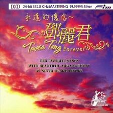 Teresa Teng Forever by Various Artists (DVD, Aug-2010, Golden String Audiophile Repertory)