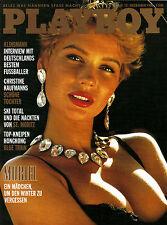 Playboy 12/1988       ALLEGRA CURTIS*     Dezember/1988