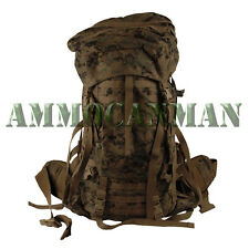2 PACKS!GEN 2 MARPAT COMPLETE ILBE ARCYTERYX  PACK W/LID,HIP BELT  & RADIO POUCH
