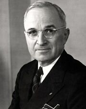 President Harry S. Truman 8 x 10 Official Portrait Photo Picture #a1