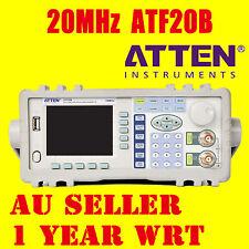 ATTEN ATF20B DDS Signal Function Waveform Generator 20MHZ 2Chs 100MSa/s Sydney