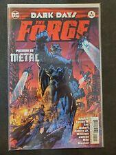 Dark Days The Forge #1 2nd Printing (2017) NM DC Comics