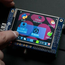 "Adafruit PiTFT, 320x240 2.8"" TFT + Touchscreen für Raspberry Pi, 1601"