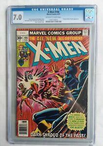 Uncanny X-Men #106 CGC 7.0