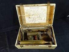 travail de la vigne ébullioscope L. LESVEQUE vin divers appareil mesure