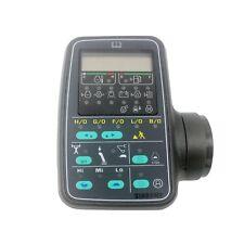 Komatsu 6D102 PC120-6 Monitor Display Panel 7834-71-6000 7834-71-6001