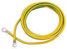as Schwabe Erdungskabel Kabel Ringöse Erdung  meter H07V-K 16 3m 70869