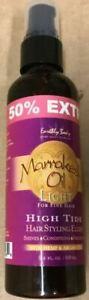 Marrakesh Oil Light for Fine Hair High Tide Hair Styling Elixir, 3.4oz
