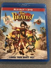 The Pirates! Band of Misfits (Blu-ray)