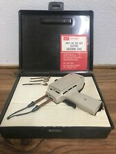 Vintage Sears Craftsman 200 Soldering Gun with Case, 2-Heat Heavy Duty
