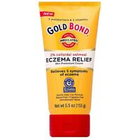 Gold Bond Eczema Relief Skin Protectant Cream 5.50 oz (Pack of 4)