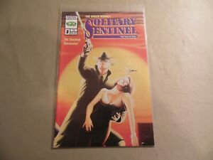 Green Hornet Solitary Sentinel #3 (Now Comics 1993) Free Domestic Shipping