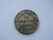 1890 Newfoundland 10 Cent