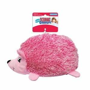 Kong Hedgehog Comfort Toy Pink Medium