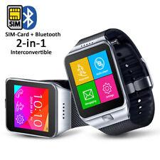 Innovative SWAP Gear Bluetooth Smartwatch Wireless Phone Caller ID Touch Screen