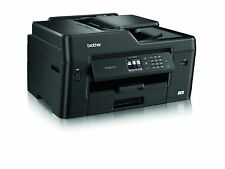 Brother Mfc-j6530dw Colour Inkjet Multifunction Printer A3 Wi-fi Black