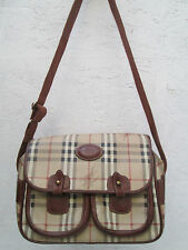 -AUTHENTIQUE sac besace cartable   BURBERRYS   TBEG vintage bag