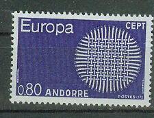 Andorra  Briefmarken 1970 Europa Mi.Nr.223 ** postfrisch